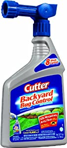 for cutter backyard bug control 32 oz ready to spray hose end insect