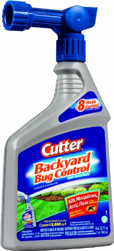 Cutter Bug Free Backyard 32 oz Ready-to-Spray Hose End Insect Repellent Concentrate HG-61067