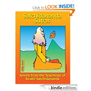 Cover of Satchidananda Sutras: Jewels from the Teachings of Satchidananda