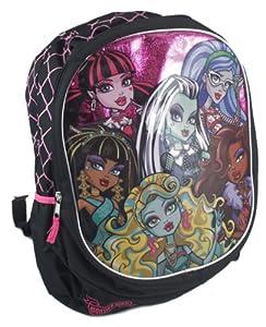 Monster High Monster Gang Backpack Large
