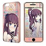 ライセンスエージェント デザジャケット「NEW GAME!」iPhone 6ケース&保護シート デザイン2 DJCO-IPN2-m02