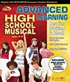 High School Musical Advanced Learning Reading, Writing & Math Workbook