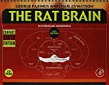 img - for The Rat Brain in Stereotaxic Coordinates: Compact, Sixth Edition book / textbook / text book