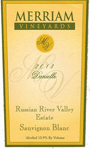 2013 Sauvignon Blanc, Danielle