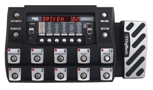 Digitech RP1000 Modeling Guitar Processor