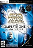 Star Wars Galaxies: The Complete Online Adventures (PC CD)