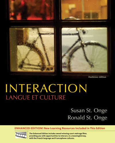 Bundle: Interaction, Enhanced, 8th + iLrn(TM) Heinle Learning...