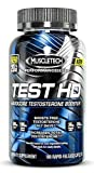 "Muscletech 100% Premium Testosterone Booster, Performance Series ""TEST HD"",Hardcore Testosterone Booster 108 Caps"