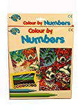 Colour By Numbers Dog