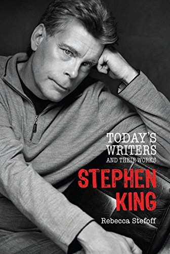 the life and works of stephen king a writer The writings of stephen king, free study guides and book notes including comprehensive chapter analysis, complete summary analysis, author biography information, character profiles, theme analysis, metaphor analysis, and top ten quotes on classic literature.