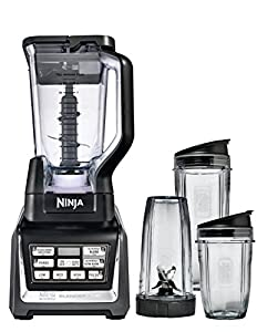Nutri Ninja Blender Duo with Auto-iQ (BL642)
