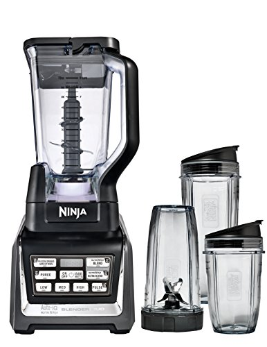 Nutri Ninja| Ninja Blender Duo with Auto-iQ (BL642)