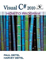Visual C# 2010 How to Program, 4th Edition Front Cover