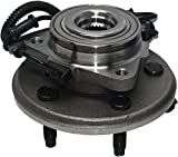 Detroit Axle: Front Wheel Hub Bearing Assembly 515050 - 5 Lug with ABS
