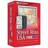 DeLorme Street Atlas USA Plus 2009 [OLD VERSION] ~ DeLorme US Software