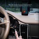 AUKEY-Bluetooth-Empfnger-Adapter-Receiver-fr-KFZ-Auto-Bluetooth-V40-Wireless-Adapter-Audiogerte-mit-Stereo-35-mm-Aux-3-Port-USB-Autoladegert
