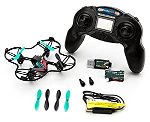 Zugo 2MP 2.4GHz 4.5CH Camera Spy Drone by Hobby Zone