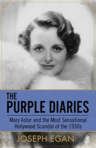The Purple Diaries: Mary Astor and the Most Sensational Hollywood Scandal of the 1930s (World On Film compare prices)