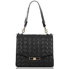 Ophelia Lady Bag<br>Onyx Samoa