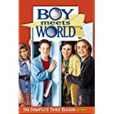 Boy Meets World: The Complete Third Seasonby Movies-Box Sets-DVD