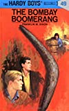 img - for The Bombay Boomerang (Hardy Boys #49) book / textbook / text book