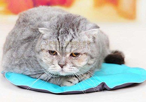 まんまる ジェルマット 猫 犬 ちゃん の 暑さ対策に お留守番も安心 ジェルシート