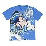 ディズニーシー15周年 ミッキーマウス ウィッシュ・クリスタル Tシャツ ザ・イヤー・オブ・ウィッシュ TDS15th 【東京ディズニーシー限定】 (120cm)