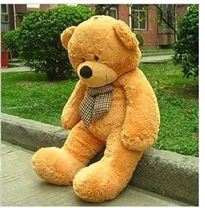 """47""""giant Huge Cuddly Stuffed Animals Plush Teddy Bear Toy Doll Baby Stuffed Toys"""