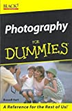Custom Photography For Dummies (For Dummies (Computer/Tech)) (1894413504) by Hart, Russell