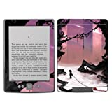 Diabloskinz Vinyl Adhesive Skin Decal Sticker for Amazon Kindle - Heavy Hearted