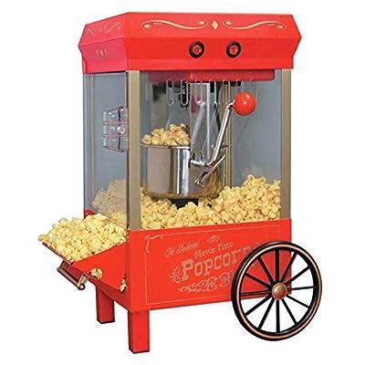 Nostalgia Electrics KPM-508 Vintage Collection Kettle Popcorn Maker from Englewood Marketing Group Inc