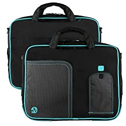Vg Inc Tablet Messenger Bag (Blue)