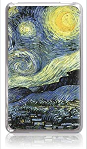 GelaSkins Protective Skin with Screen Protector for 80/120/160 GB iPod classic 6G (Starry Night)