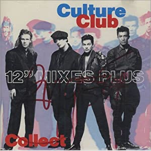 Culture Club Collect: 12'' Mixes Plus
