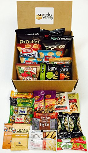 Healthy Snacks In-a-box (30 Count) image