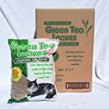 Green Tea Leaves Cat Litter - 7 liters
