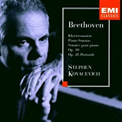 Beethoven;Piano Sonatas 5