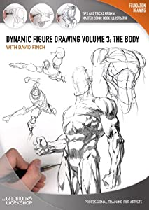 Amazon.com: Dynamic Figure Drawing: The Body: David Finch