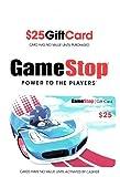 Gamestop Holiday $25 Gift Card