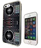 iphone 4 4S 5 5S 5C Dj Mixer Controller Clubbing Dj Music Funky Design Fashion Trend SILICONE GEL RUBBER CASE COVER Select your phone model from the  box under iphone 4 4S