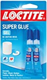 Loctite 1399965 Two 2-Gram Tubes Super Glue Gel