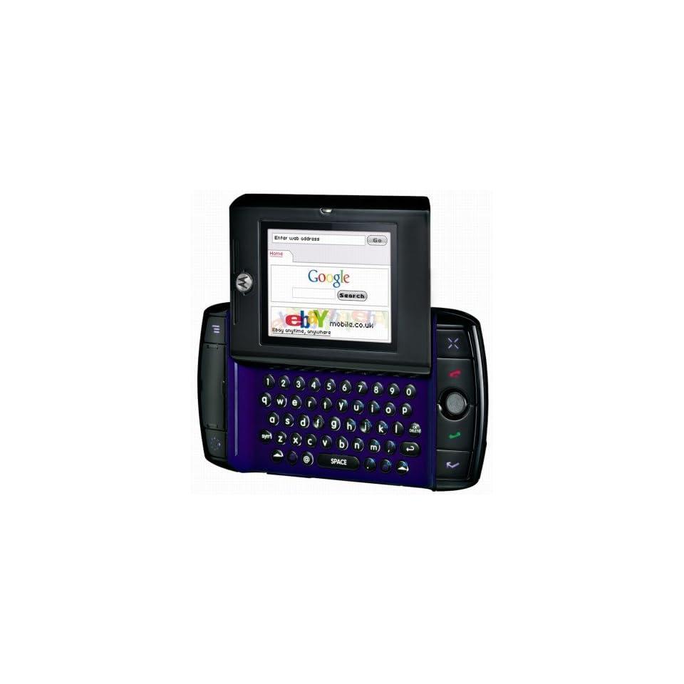 Sidekick Slide Motorola Q700 Unlocked Phone with 1.3 MP Camera and QWERTY Keyboard   Unlocked Phone   US Warranty   Black
