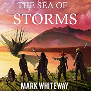 Lodestone, Book One: The Sea of Storms | [Mark Whiteway]