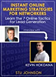 img - for Instant Online Marketing Strategies - Expert Interview (The Leveraging Interviews Book 1) book / textbook / text book