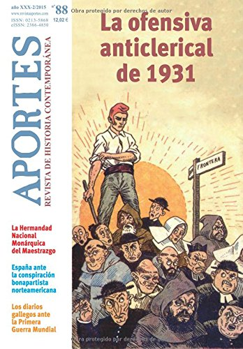 Aportes. Revista de Historia Contemporánea 88, XXX (2/2015)