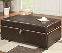 Hot Sale Coaster Sleeper Bench/Ottoman