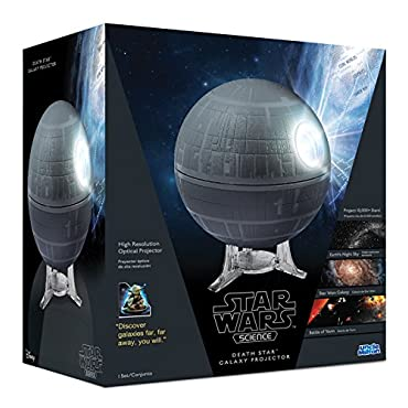 Uncle Milton Death Star Galaxy Projector Planetarium Pro Kit
