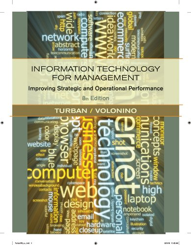 Information Technology for Management: Improving...
