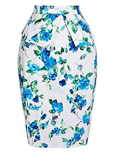 Graduation Dresses Midi Skirt for High School (M) KL-5