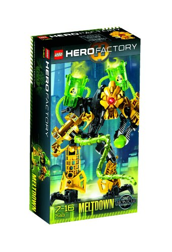 Lego Hero Factory Meltdown